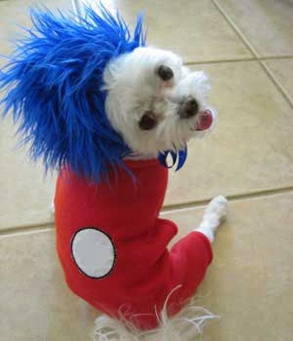 Hund Partei Kostum Halloween Kostum Fur Kleine Hunde Etsy