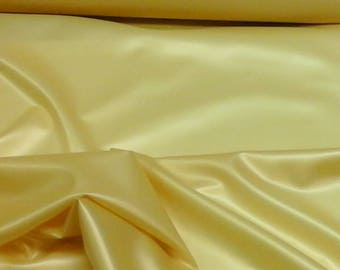 Fashion Grade PEARLSHEEN GOLD Latex Sheeting .33mm gauge Sold by-the-yard