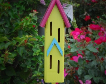 Whimsical Butterfly House Handmade in America