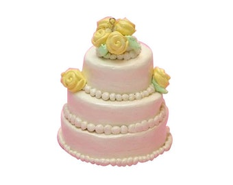 Replica Wedding Cake Miniature Etsy