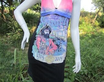 Gasparilla Centennial t shirt bikini dress