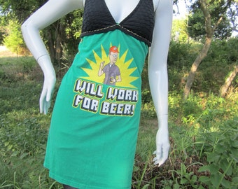 Dale from King of the Hill t shirt bikini dress