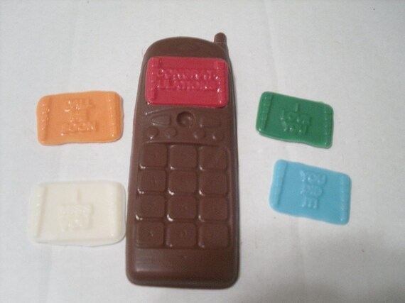 Chocolate Cell Phone