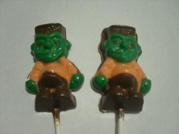 Halloween Lollipop Sampler
