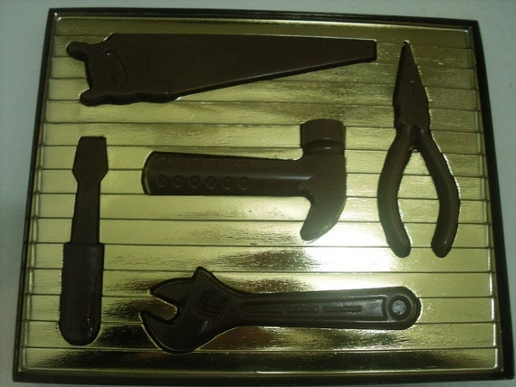 Chocolate Tools in a display box
