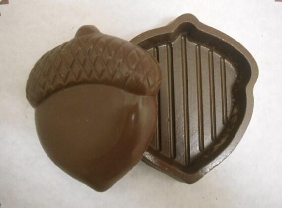 Autumn Acorn Chocolate Box