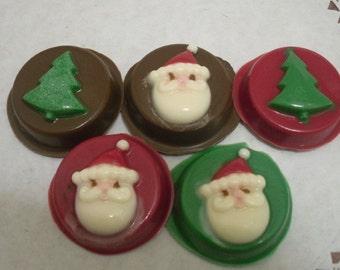 Christmas Chocolate Covered Oreos