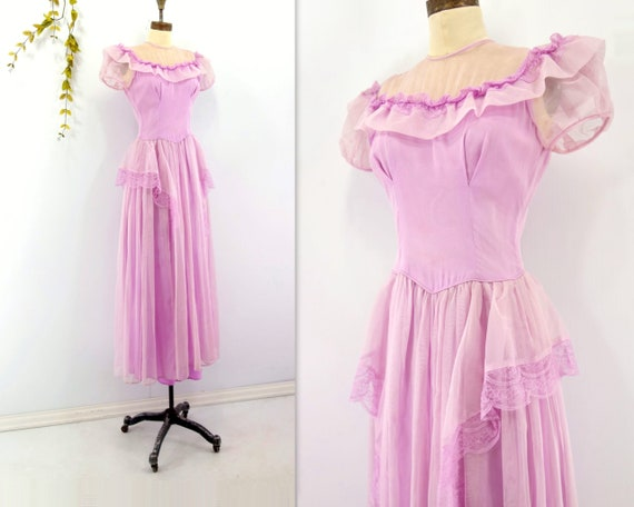 50s Prom Dress Vintage Prom Dress 1950s Prom Dress