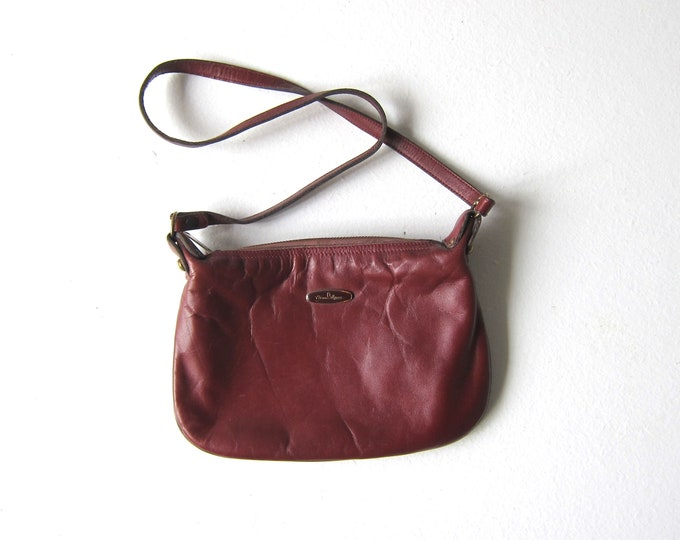 Etienne Aigner 70s Leather Purse