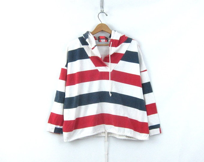 70s Striped Sweater