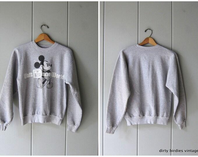 Mickey Mouse Sweatshirt - Small