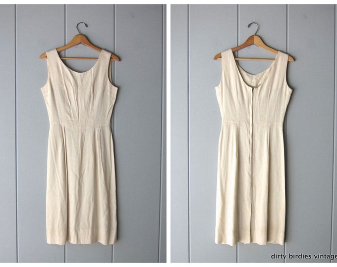 White Easy SunDress - Small