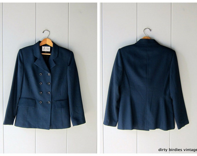 Womens Herringbone Blazer