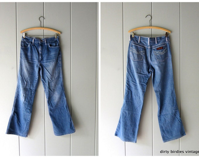 Boho California Jeans - Medium
