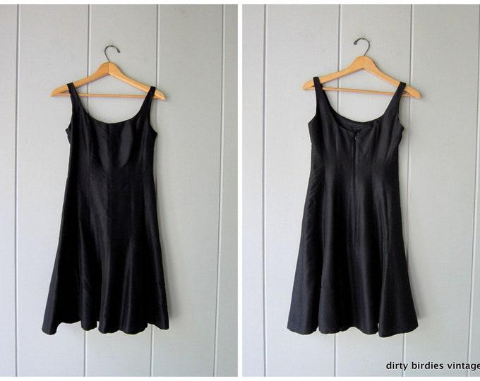Classic Silk Dress - XS