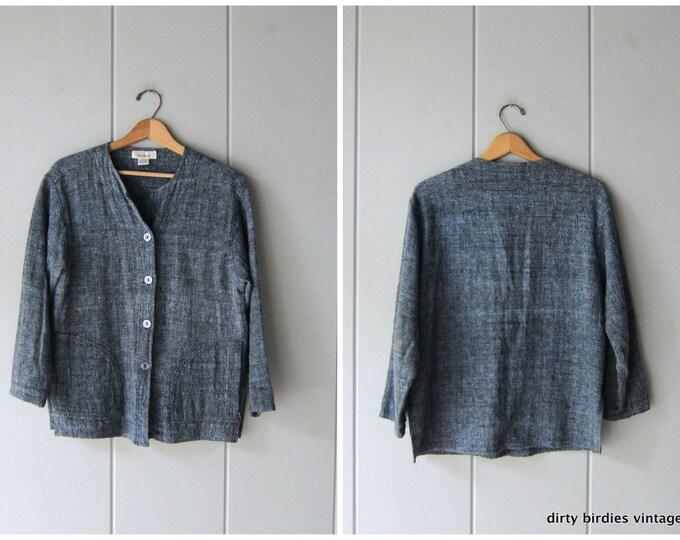 Woven Cotton Top - Small