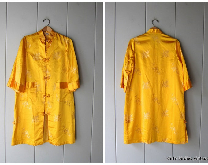 Korean Yellow Kimono