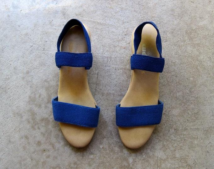 80s basic sandals - 8 / 8.5