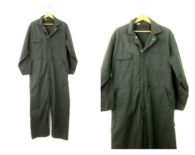 Mechanic Coveralls 38 Reg
