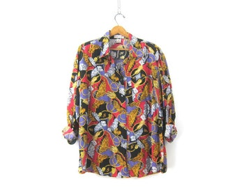 79d20bb5b5f8a Vintage Silk Blouse