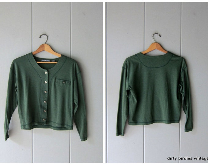 Cropped Thermal Top - Small