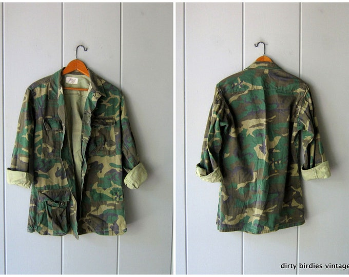 80s Army Shirt