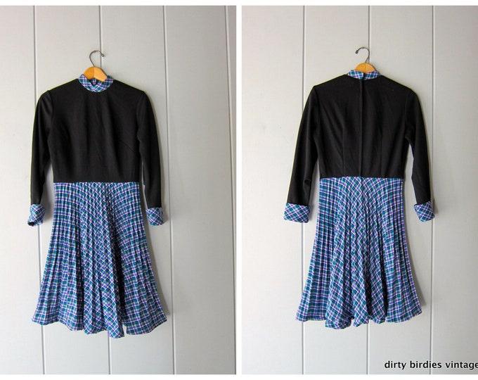 70s Mod Mini Dress