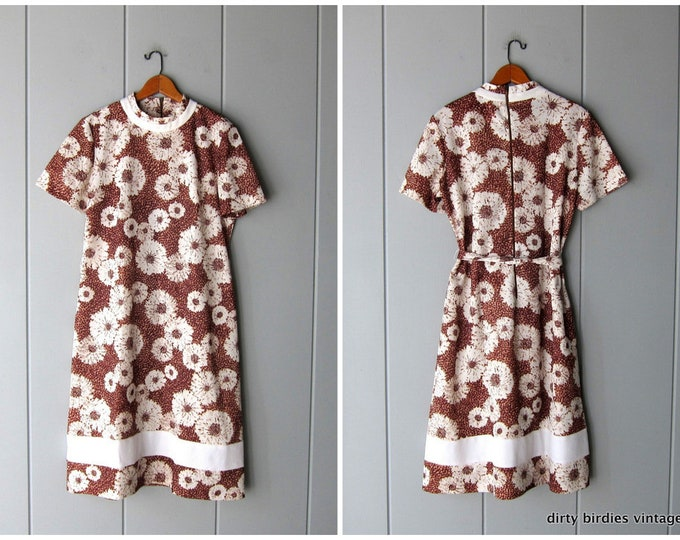 60s Dandelion Wish Dress
