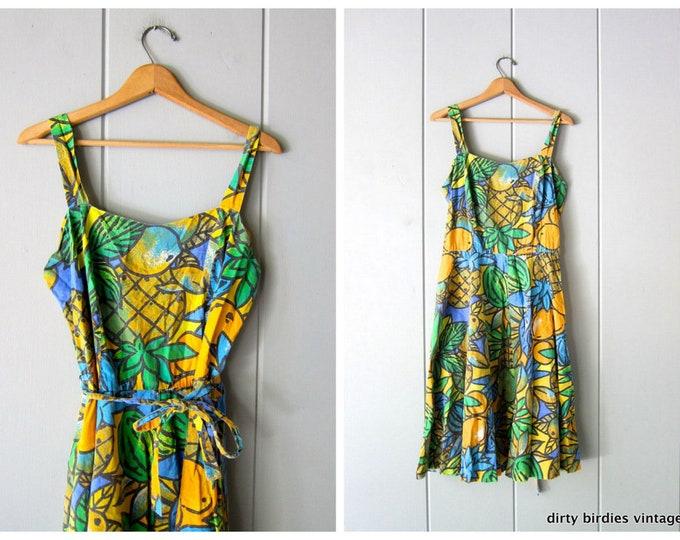 PINEAPPLE Sun Dress
