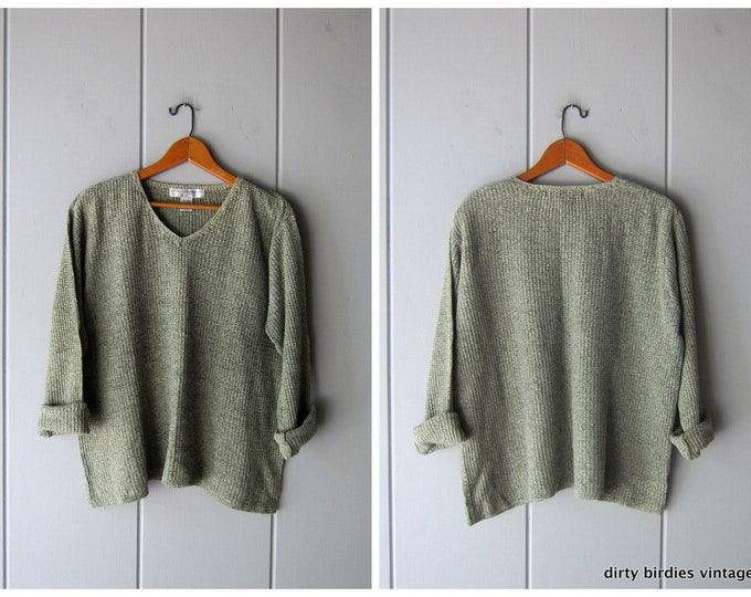 Linen Waffle Knit Thermal