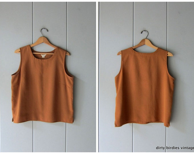 Terra Cotta Top - XL/L