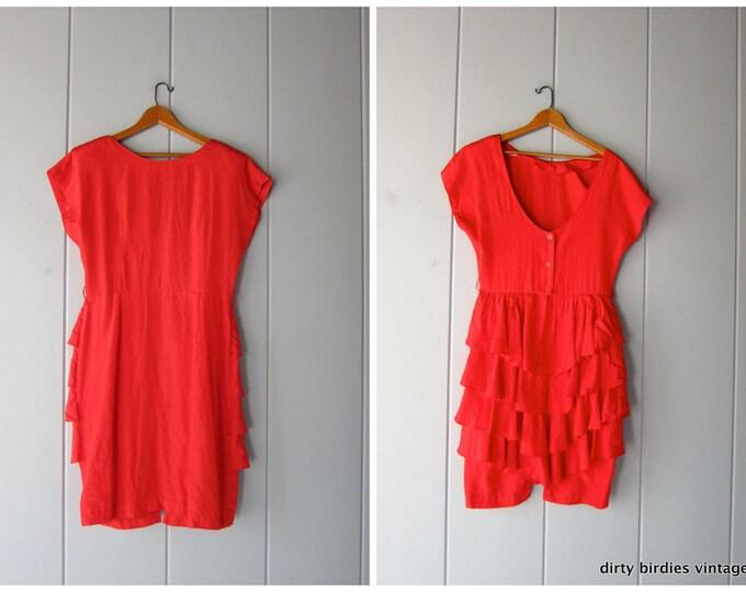 80s Valentine Dress