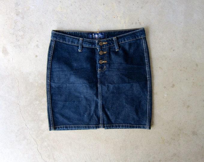90s Mini Jean - 7 Medium