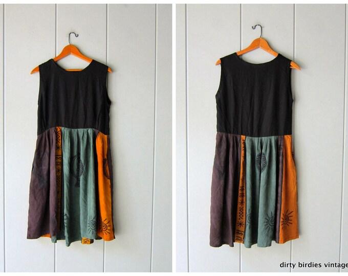 Vintage Boho Sundress
