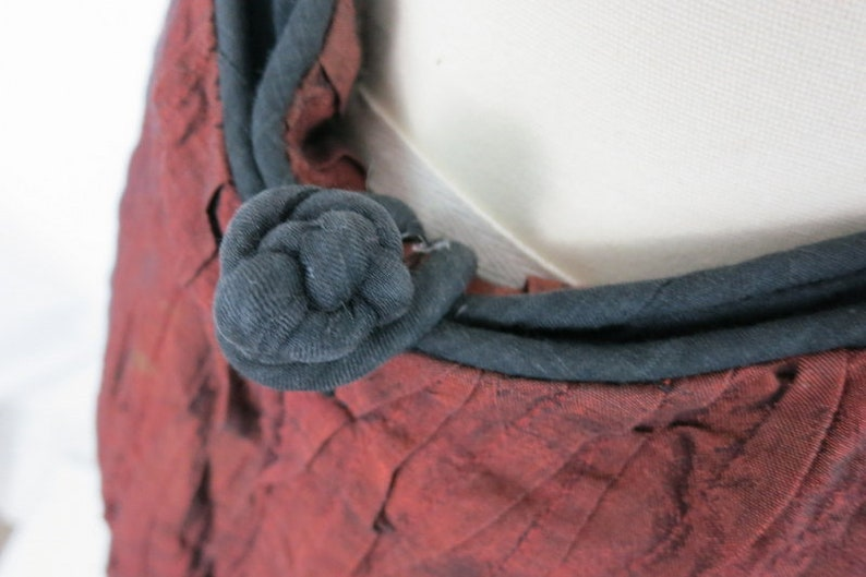 vintage Crossbody Fabric purse Across Body Slouchy Sling Purse Boho market Bag Indie Girl Revival Purse
