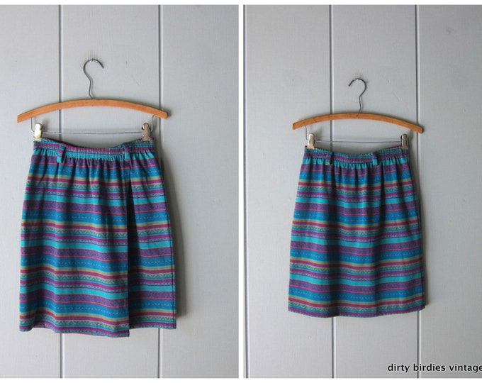 Southwestern Wrap Skirt