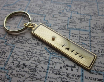 The Susie Key Chain - Mustard Seed Key Chain