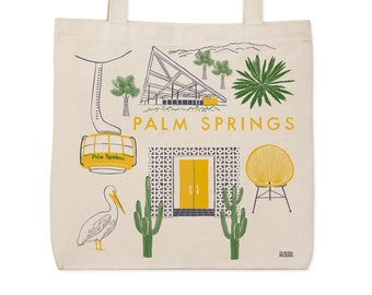 Palm Springs Everyday Tote