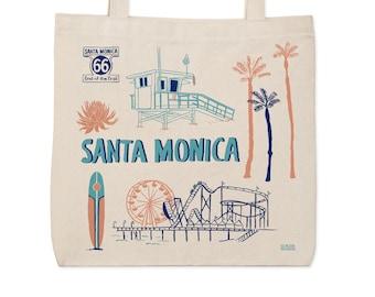Santa Monica Everyday Tote