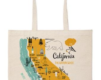 California Market Tote
