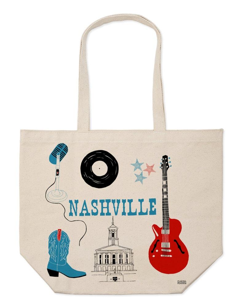 Nashville Market Tote