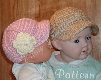 Crochet boys hat  6651200bfb0
