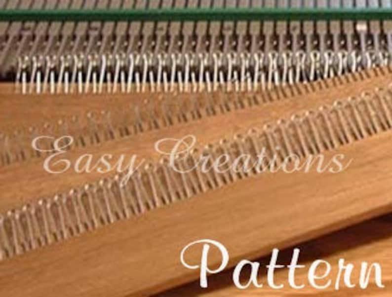 13bfa57b2 Garter Bar PATTERN 8mm BOND Ultimate Sweater Knitting