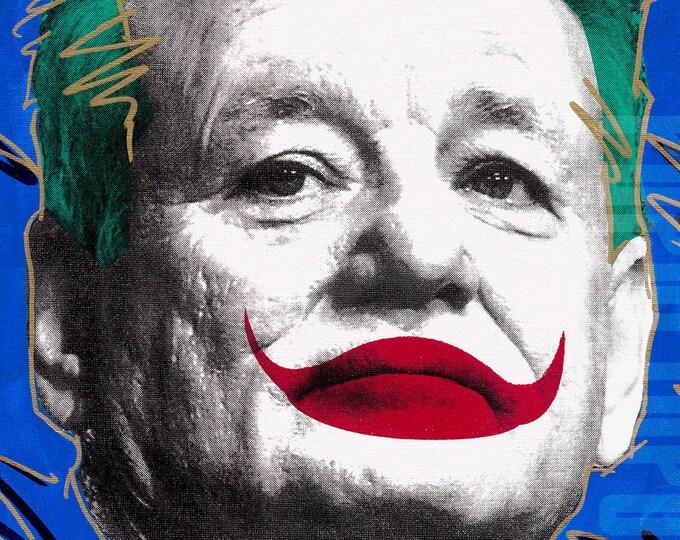 Bill Murray is the Joker 11x14 Print