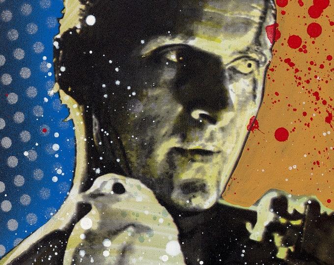 Blade Runner Roy Batty 11x14 Print