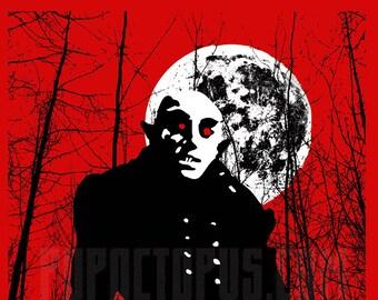 Nosferatu Digital Print