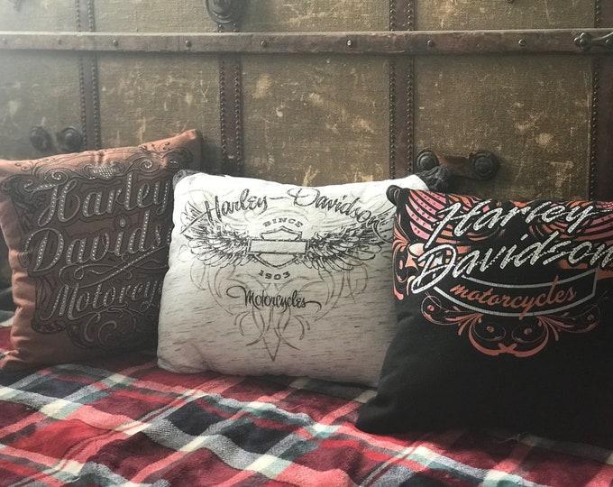 Small Tshirt Throw Pillows