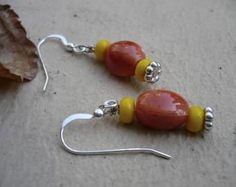 Southwestern Sunset Earrings