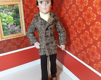 """Fall Outfit for Cissy's Beau, 21"""" Man Doll Clothes fits Mr. Alexander or Rhett"""