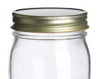 Custom Engraved Mason Jars - 16 oz - Laser Engraved, Personalize Yours